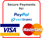 Pembayaran jaket kulit dengan kartu kredit