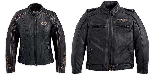 Jaket Kulit Harley Davidson Edisi 110 Tahun