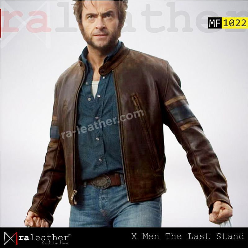 Jaket Kulit X-Men The Last Stand