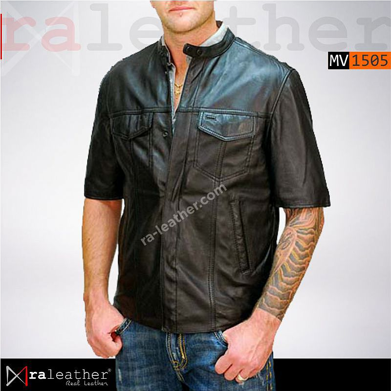 Half Sleeve Jacket MV1505