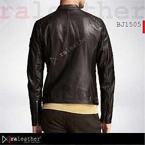 Jaket Kulit Bikers BJ1505