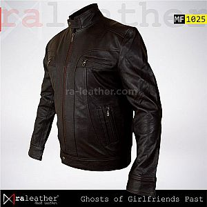 Jaket Kulit Ghosts of Girlfriends Past